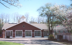 Firehouse building