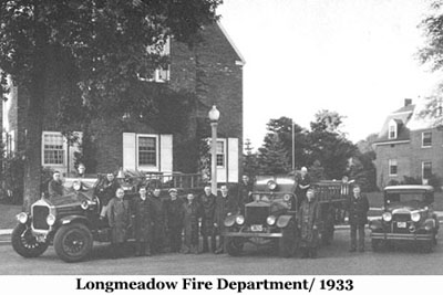 Longmeadow Fire Department/1933