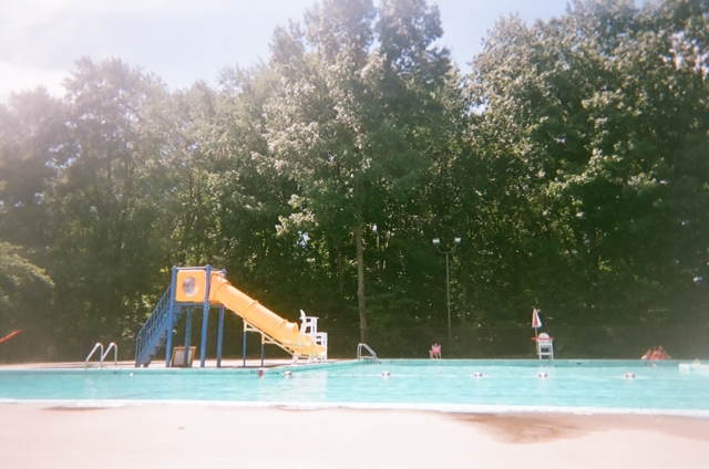 greenwood pool