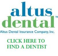 Altus find a dentist