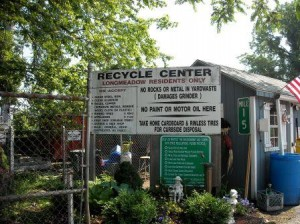recycling center photo