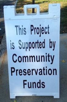Community Preservation Funds