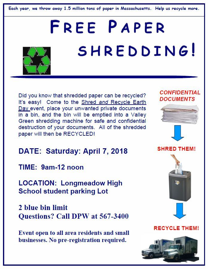 shredding event