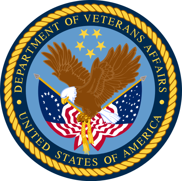 Seal of the United States Department of Veterans Affairs