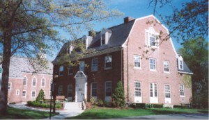 Longmeadow Town Hall Building