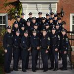 Police Department Group Photo