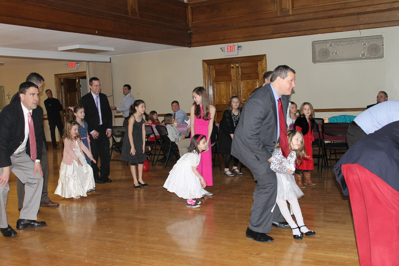 Father/Daughter Valentine Ball